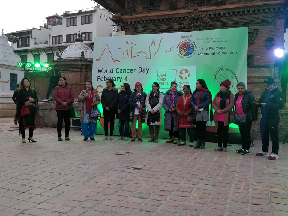 World Cancer Day 2020_ Rose Foundation Nepal