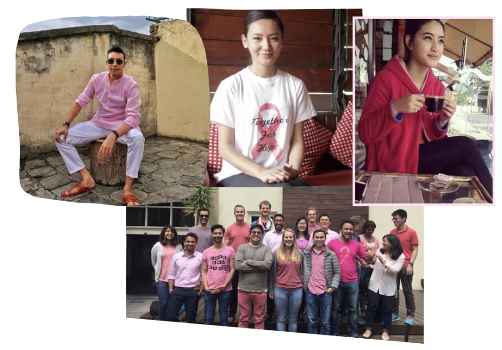 Go Pink Challenge
